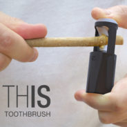 THIS Toothbrush is no ordinary toothbrush: Interview with Leen Sadder